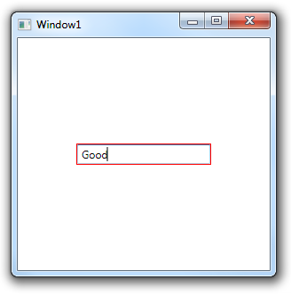 WPF Adorners Part 3 – Adorners and Validation
